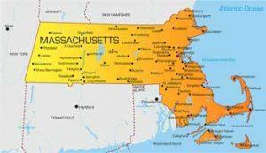 Massachusetts healthiest state