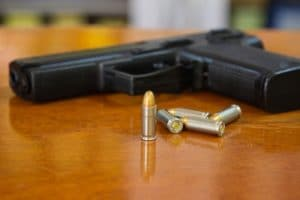 gun safety mental health Maine