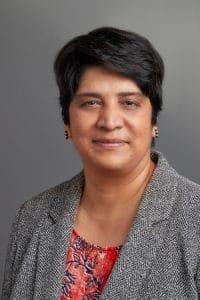 Suchitra Krishnan-Sarin, Ph.D, professor of psychiatry at the Yale University School of Medicine