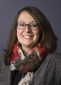 Jessica Pollard, Ph.D, director of Maine's Office of Behavioral Health