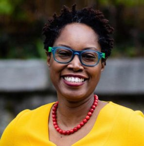 Charmain Jackman, Ph.D., a clinical psychologist in Watertown, Massachusetts, and owner of InnoPsych.com, a site that works to match Black clients and therapists.