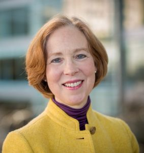 Cynthia Bulik, Ph.D, study co-author and founding director of the University of North Carolina Center of Excellence for Eating Disorders