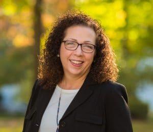 Kathy Marchi, executive director at Samaritans, Boston