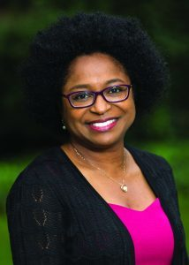 Anita Davis, Ph.D., is the vice president for DEI at Trinity College.