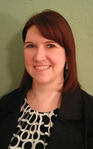 Jennifer Warkentin, Ph.D, MPA's director of professional affairs and a psychologist with her own private practice.