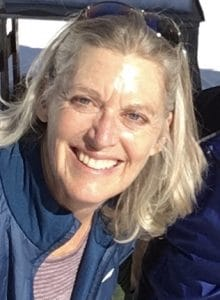 Private practitioner Kathryn H. Robbins, Ph.D, of Upper Valley Child and Family Psychology, PLLC in Hanover, New Hampshire.