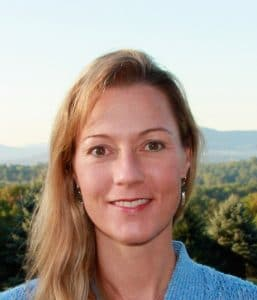 Lisa Pezzulich, Psy.D, owner Mindful Solutions, PLLC in Bennington, Vermont