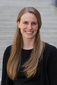 Jennie M. Kuckertz, Ph.D, a postdoctoral fellow at the OCD Institute at McLean Hospital