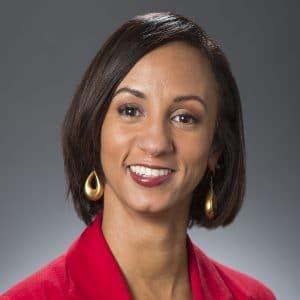 Leslie Boissiere, AECF's vice president of external affairs