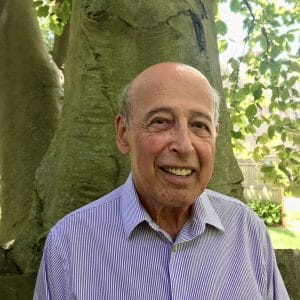 Ervin Staub Ph.D, professor emeritus of psychology at University of Massachusetts Amherst