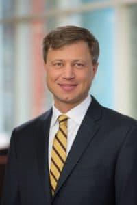 Robert C. Meisner, M.D., medical director of the ketamine service in the Psychiatric Neurotherapeutics Program at McLean Hospital
