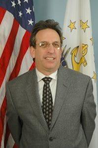 Rhode Island State Senator Joshua Miller (D-28th District)