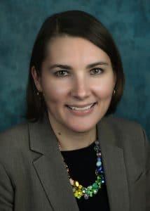 Karen Stamm, Ph.D., director of APA's Center for Workforce Studies.